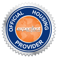 Experient is the Official Housing Provider
